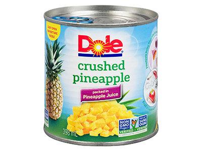Dole Crushed Pineapple 398ml