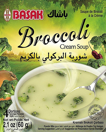 Basak Broccoli Cream Soup 60g
