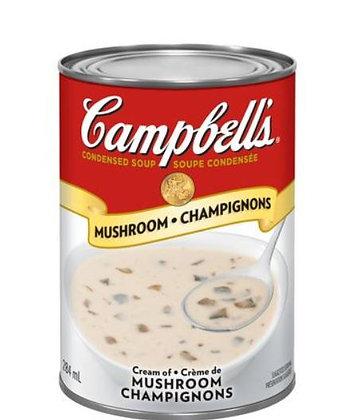 Campbell's Cream of Mushroom Condensed Soup