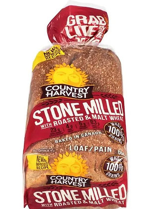 CountryHarvest bread stone milled - 600g