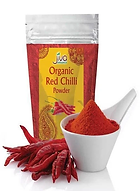 Jiva Organic Red Chilli Powder (200 gm)