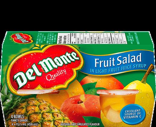 Del Monte Fruit Salad In Light Fruit Juice 450ml