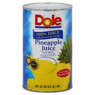Dole Pineapple Juice 1.36L
