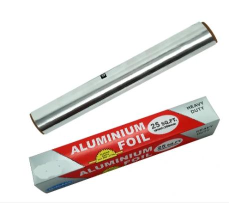 Aluminum foil - 25sq ft