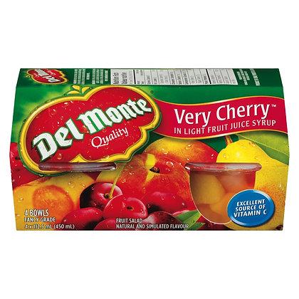 Del Monte Very Cherry Mixed Fruit 450ml