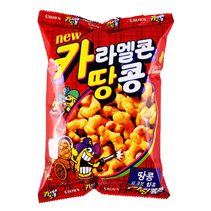 Crown Caramel Corns Snack
