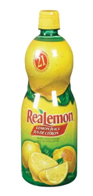 Realemon lemon juice - 945ml