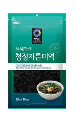 Chung Jung Won - Sliced Seaweed 50g
