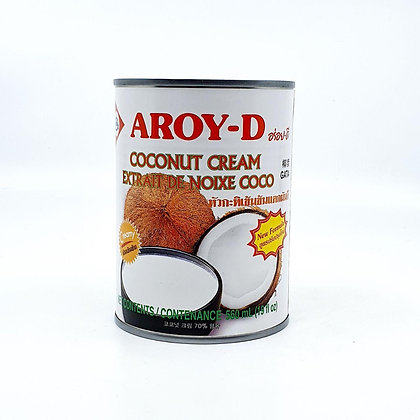 Aroy-D Coconut Cream 560ml