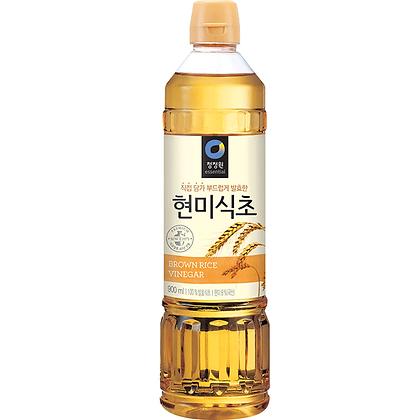 Essential Brown Rice Vinegar 900ml