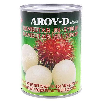 Aroy D - Rambutan In Syrup 565g