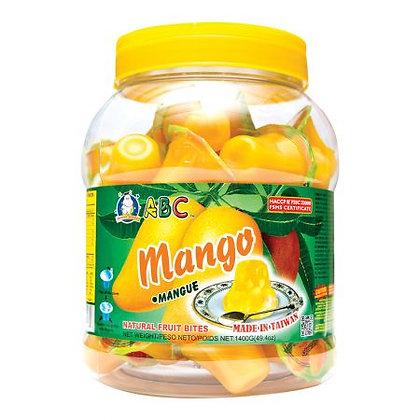 ABC MANGO FRUIT JELLY 1400G