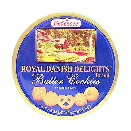 Bedessee Butter Cookies 340g