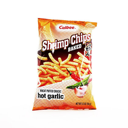 Calbee Shrimp Flavoured Chips 94g