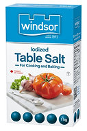Windsor Table Salt 350g