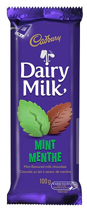 Cadbury Dairy Milk Mint Chocolate