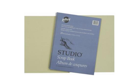 Hilroy Studio� Scrap Book