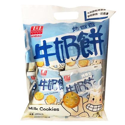 An Bao Milk Cookies 200g