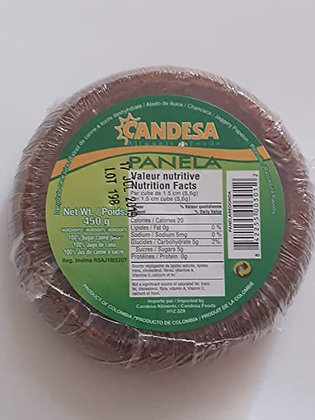 Candesa Panela (Sugar Cane) 450g