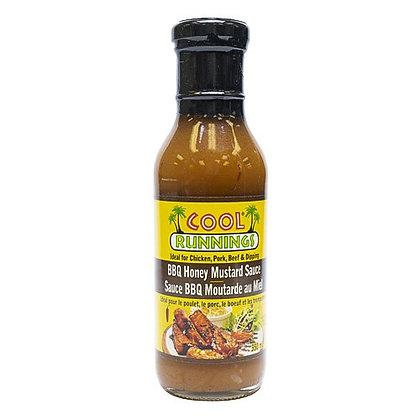 Cool Runnings - BBQ Honey Mustard 350ml