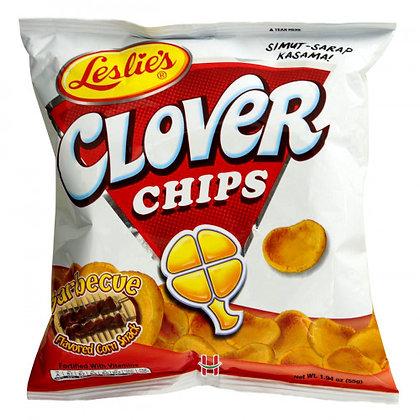 Clover Chips(BBQ) 55g