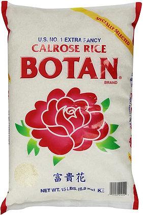 Botan - Calrose Riz Rice 15Lbs