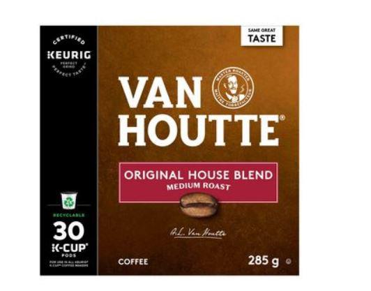 Keurig® Van Houtte® Original House Blend Medium Roast Recyclable K-Cup® PODS