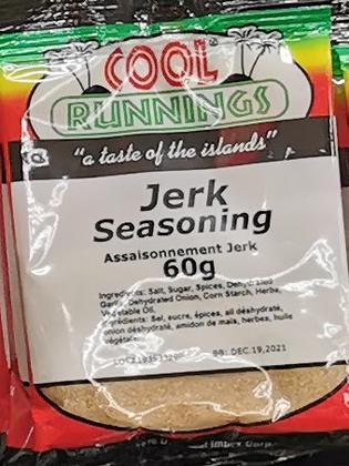 Cool Runnings Jerk Seasoning 60g