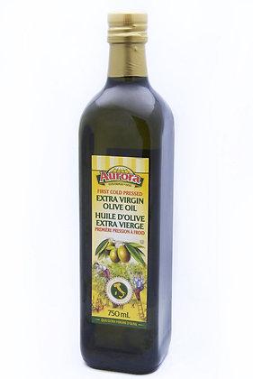 Aurora Extra Virgin Olive Oil 750ml