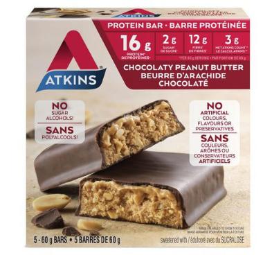 Atkins Chocolaty  Protein Bar