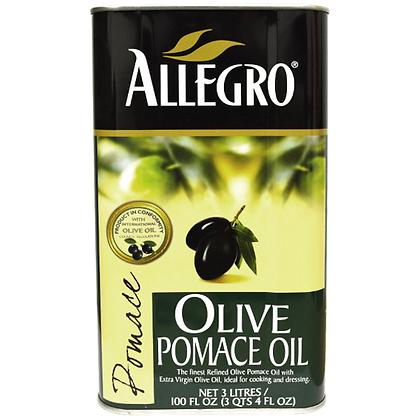 Allegro Olive Pomace Oil 3L