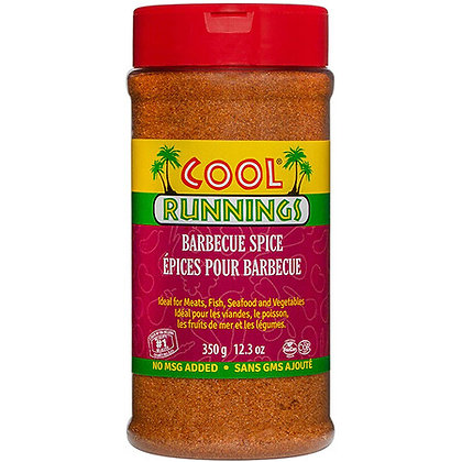 CoolRunning BBQ spice - 350g