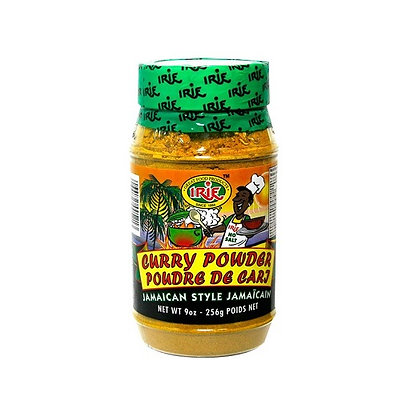 Irie jamaican style curry powder - 256g