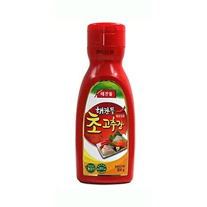 CJ - Red Chili Paste With Vinegar 300g