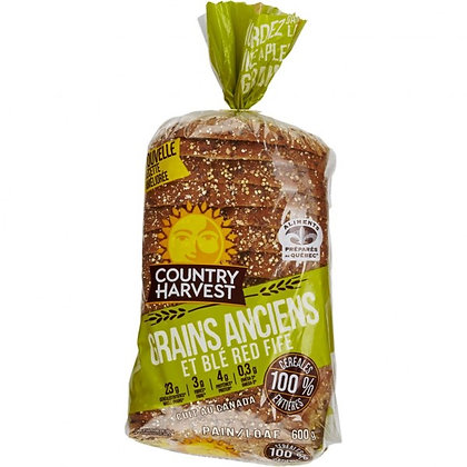 CountryHarvest ancient grains bread - 600g