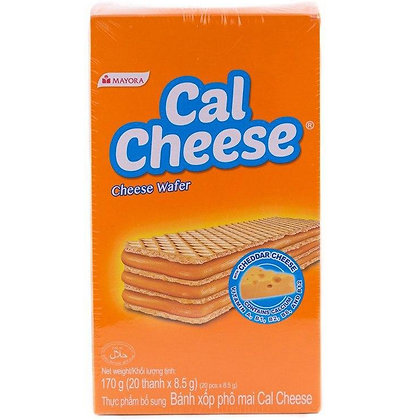 Cal Cheese Cheese Wafer 170g