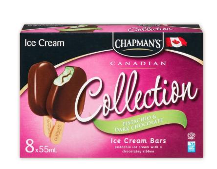 Chapman collection pistachio chocolate