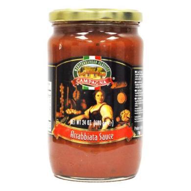 Campagna Arrabbiata Sauce 370ml