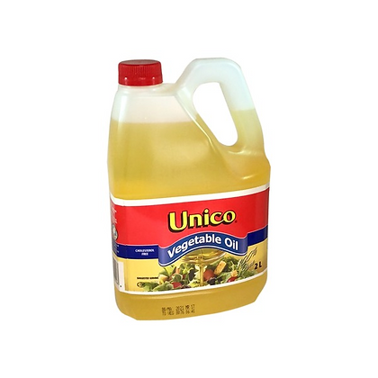Unico vegetable oil 2L