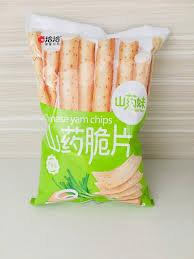 Chacha Chineese Yam Chips 75g