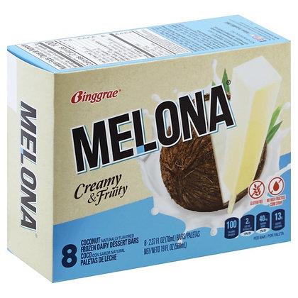 Binggrae Coconut Dairy Dessert Bar 8*70ml