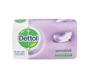 Dettol bar soap sensitive - 104g