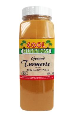 CoolRunnings ground tumeric - 500g
