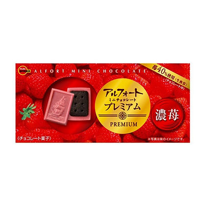 Bourbon Alfort Strawberry With 59g
