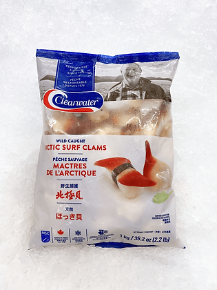 Clearwater Frozen Arctic Surf Clams