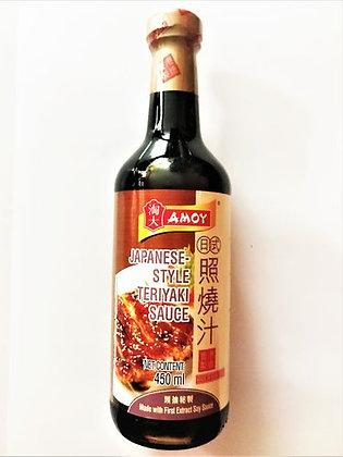 Amoy Japanese Teryaki Sauce 450ml