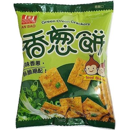 An Bao Green Onion Crackers 220g