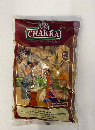 Chakra Curd Chillies Vathal Long (100 gm)