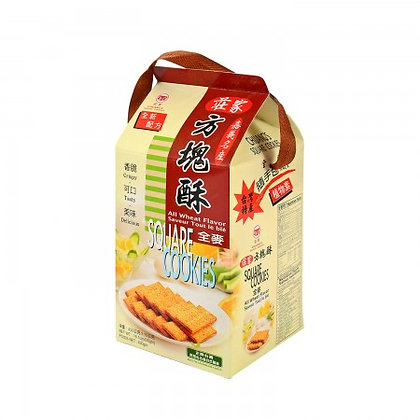 Chuang's All Wheat Flavor Square 430g