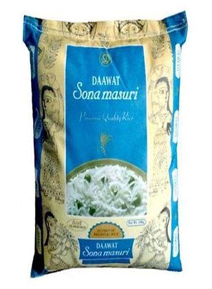 Daawat Sona Masoori Rice (20 lbs)